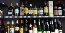 Likoareak ere aurki ditzakezu: Ron, whisky, ginebra, patxarana